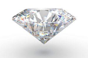 Eine tolle Idee ist wie ein kostbarer Diamant