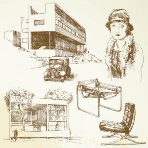 Beispiele aus der Bauhaus-Zeit